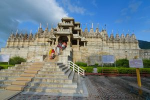 Ranakpur Jain Temple 1/undefined by Tripoto