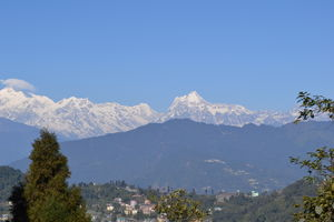 Awestruck by the Mighty Kanchenjunga