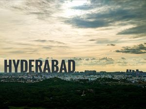 "Hyderabad-""City of Pearls"""
