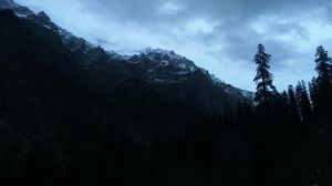 Cold Air, Dark Night, Warm Fire, Bright Stars @ Kheerganga !!