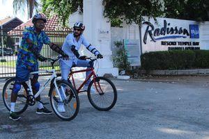 Mahabalipuram Vlog- Cycling in the Summer