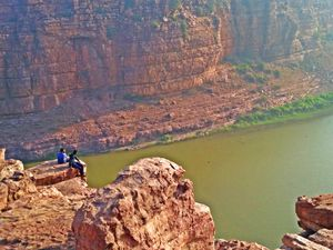 Gandikota- the unexplored and the adventurous and a surprise visit to Hampi - Part 1 (Hampi)
