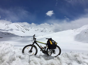 Travelling Fast is a Waste of Time. Solo Cycling to Leh-Kargil-Kashmir.