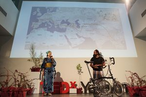 Inspiring TED talk by Indo-Japanese couple who have travelled 1 year, 16 countries, with $5 a day