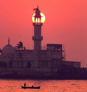 Visit Haji Ali this Ramzan
