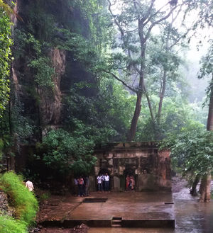 Pandav Falls an offbeat destination in Diamond city Panna