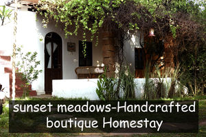 Sunset Meadows - A Boutique Homestay, Stay here on your next Goa trip