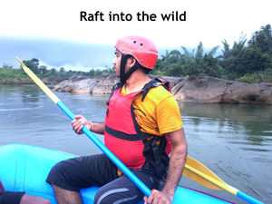 River Rafting At Agumbe