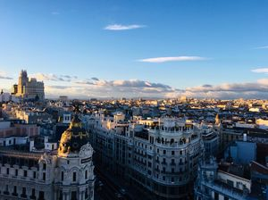 Historical, Hilly and Fascinating Madrid