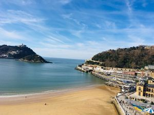 San Sebastian: City of Beaches, Mountains and an Island