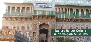 Explore Rajput Culture in Nawalgarh Museums