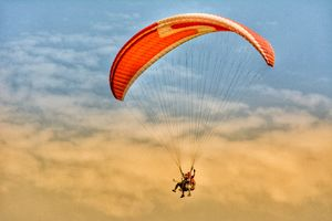 Wanderlust's travelicious journey to Bir, A paragliding capital of India.