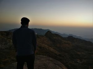 Sing a song of happiness at beautiful hill station of Rangeelo Rajasthan.