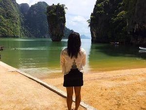 The serenity of the Island. #Phuket #JamesBondIsland #BestTravelPictures @tripotocommunity