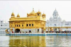 Amritsar: The Golden City