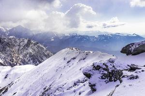 Paradise in mountain : Kedarkantha