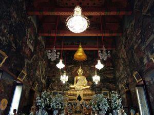 Wat Arun and Wat Phoo, Bangkok