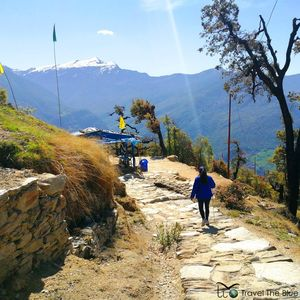 Secret Pathway to Himalayan Heaven in Deoriatal
