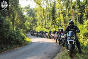 #ItsJungleOutThere Jungle Trail : Bike Ride from Bangalore to Chikagalur