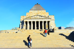 Shrine of Remembrance 1/undefined by Tripoto