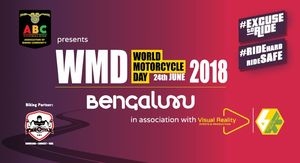 Moto Dance by Helmet Dancers | World Motorcycle Day 2018 | Bangalore | ABC | WMD 2018