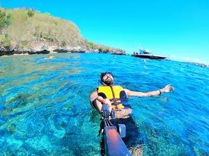 Best Places for Snorkeling in Bali: 3 Island Cruise : Nusa Lembongan, Nusa Penida and Nusa Ceningan