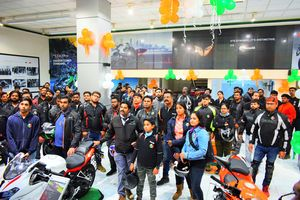 Largest gathering of the Benellians / 26 Jan 2019 / Republic Day Ride / #RoarWithBenelli