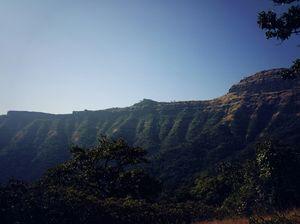Rajgad trip in 150 rs
