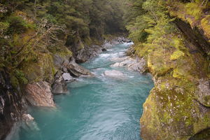 Haast Pass-Makarora Road 1/undefined by Tripoto