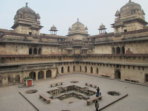 Orchha - The whispering village