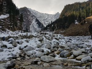 Solo at Parvati Valley- Kasol, Tosh, Manikaran & Malana.