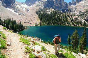 Top 10 Health Benefits Of Trekking / Backpacking