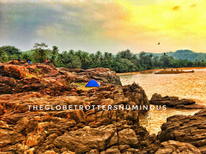 A Backpackers Trip To Gokarna @700 INR.