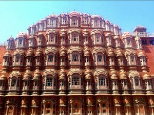 Visit to the Pink City in Royal Rajasthan