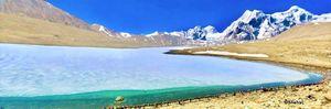 A magical journey to Gurudongmar lake