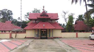 Monkompu Devi Temple