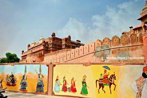 Junagadh Fort: a cultural architectural amalgamation