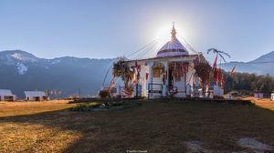 Nanda Devi Temple 1/undefined by Tripoto