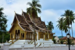 Get A Visa On Arrival To Witness The Golden Temples Of Laos