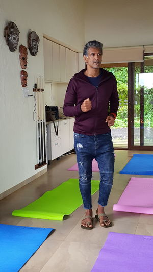 The Zen of Health And Travel With Milind Soman At A Stupendous Airbnb In Lonavala