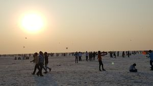 Why Rann Utsav Is The Worst Time To Visit The White Rann Of Kutch