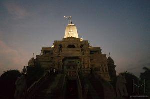 The Peaceful Shree Dharmachakra Prabhav Tirth, Nashik
