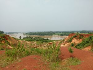 Gangani - ( Not) the Grand Canyon of West Bengal