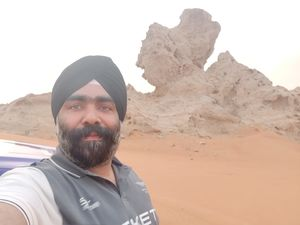 It's time to rock with the rocks #SelfieWithAView #TripotoCommunity