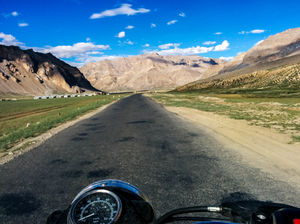 Once upon a time I got LEH'D: Photo blog Manali-Leh-Ladakh