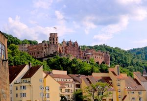 Heidelberg is considered one of the most beautiful cities in Germany ???? #BestTravelPictures