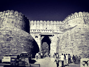 A Day In Kumbhalgarh