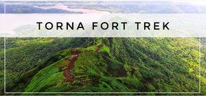 Torna Fort Trek #maharashtratreks