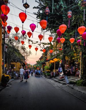 The Enchanted town of Hoi An, Vietnam