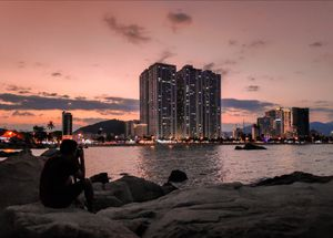 Nha Trang, Vietnam - The picturesque coastal city